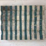 Basi per le altezze, mista su tavola, cm 73x90