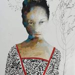 Ayla 3, Mista su tela, cm 170x125